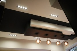 Kitchen ceiling design