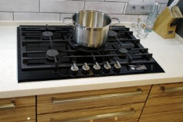 The design of the hob