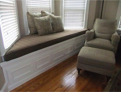 Complicated Bay window sofa custom