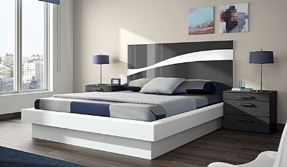 Order a bed for the bedroom